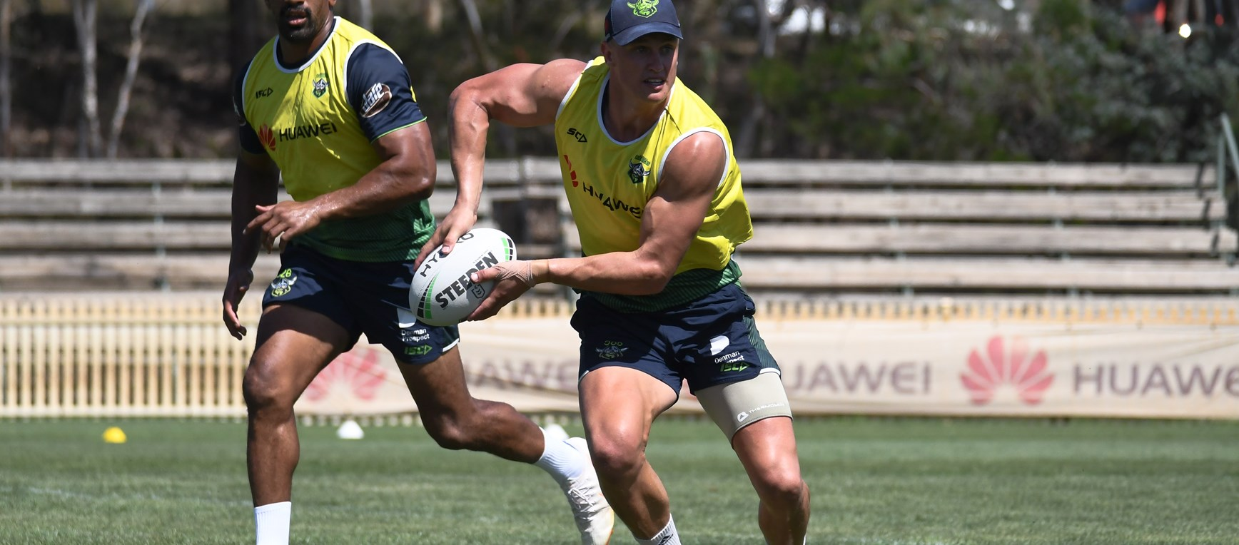 Training Gallery: Pre-Season Week 10