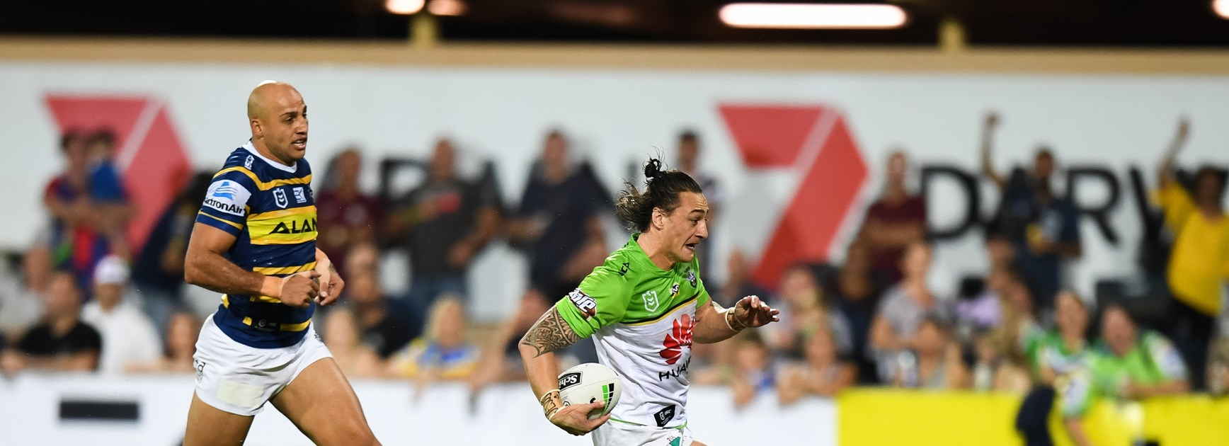 Man of the Match: Raiders v Eels