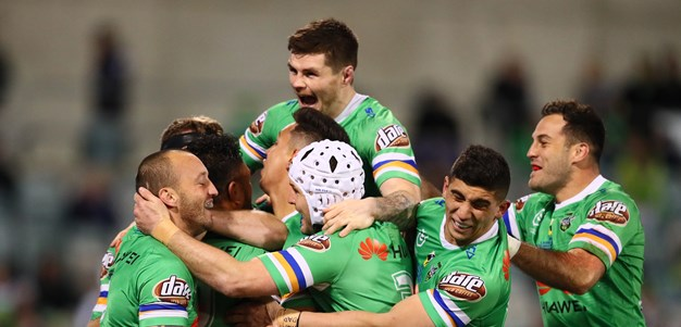 NRL Match Report: Raiders hold off Tigers