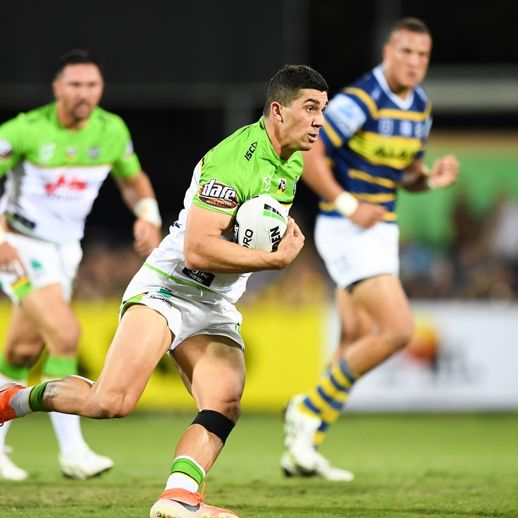 Match Gallery: Raiders v Eels