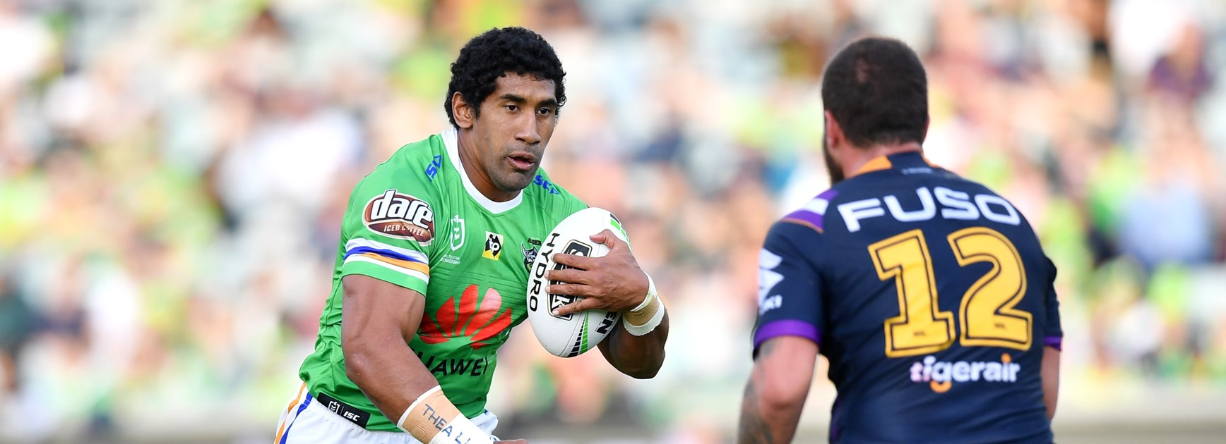 Match Report: Storm defeat Raiders at GIO Stadium