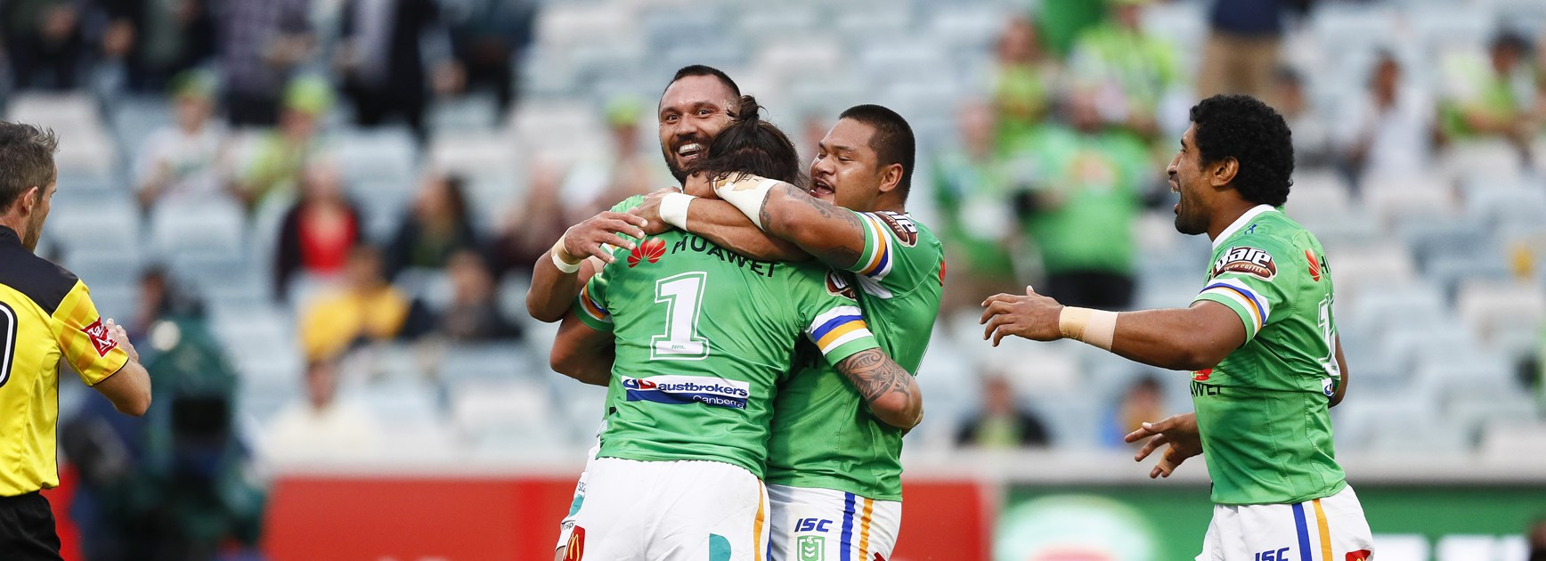 NRL Match Report: Raiders v Knights