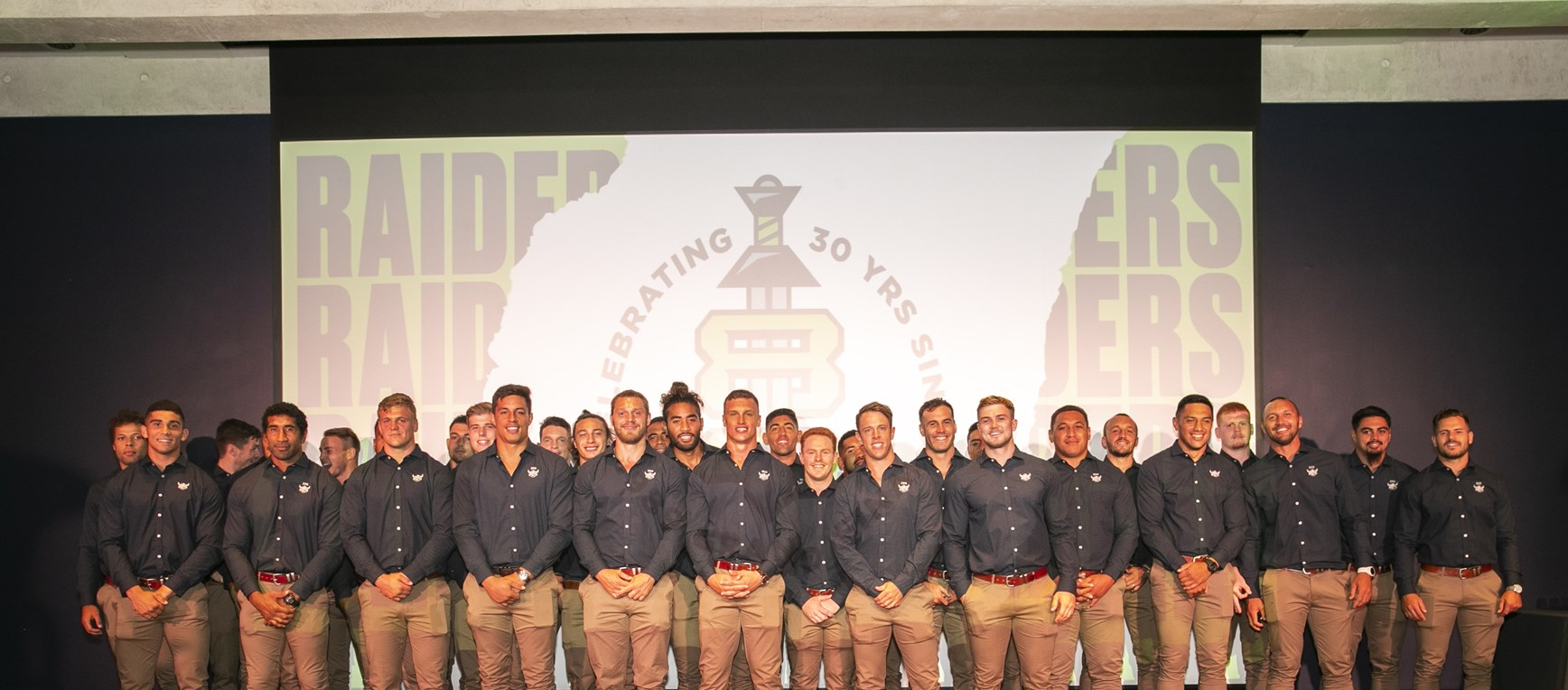 Canberra Raiders 2019 season launch