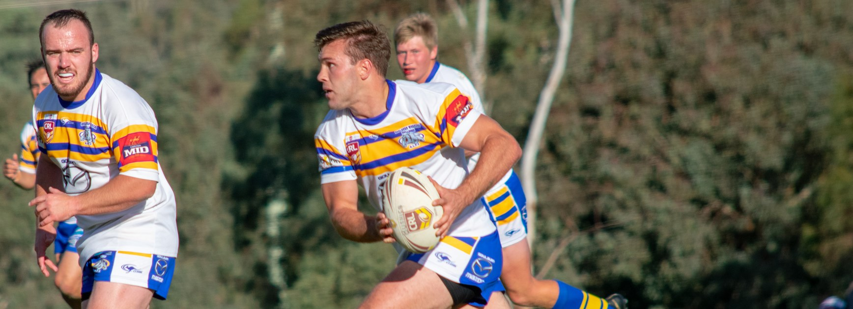 Blumers Lawyers CRC Round 8 Preview