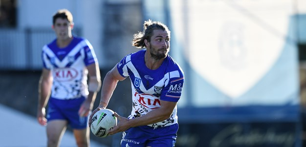 The opposition: Canterbury-Bankstown Bulldogs