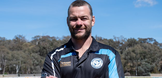 Fensom Joins Belconnen United Sharks