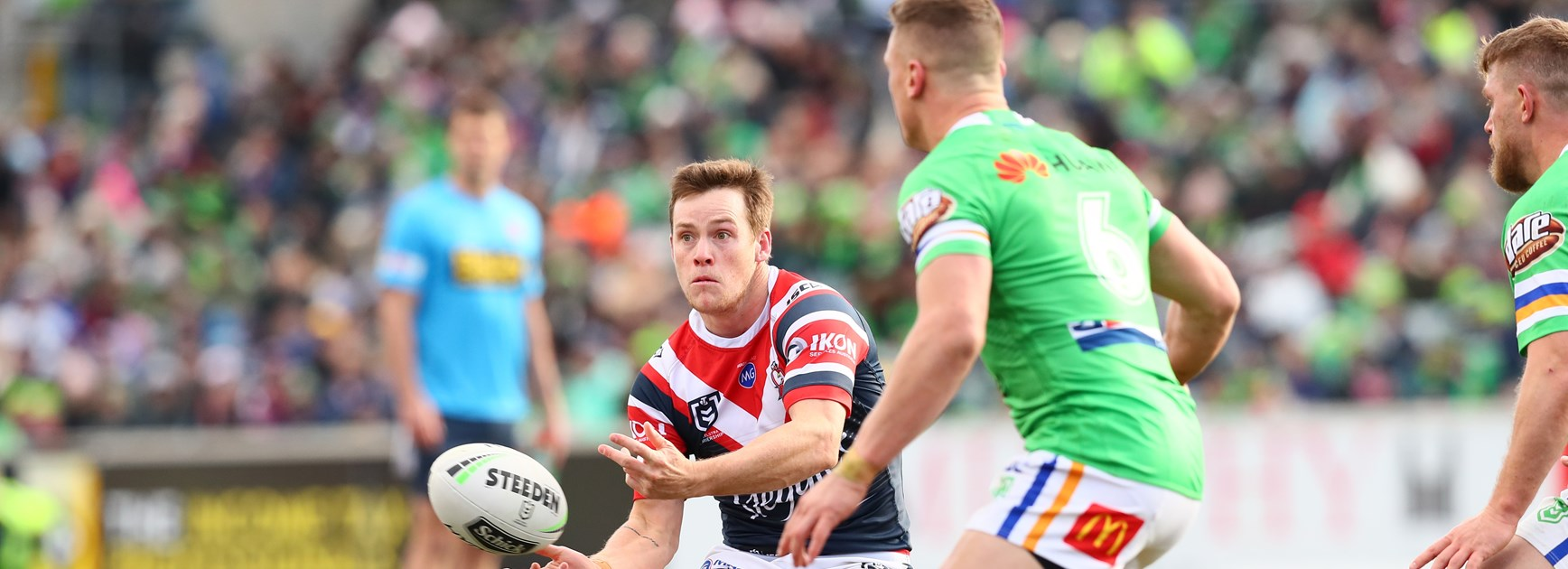 The Opposition: Sydney Roosters name side