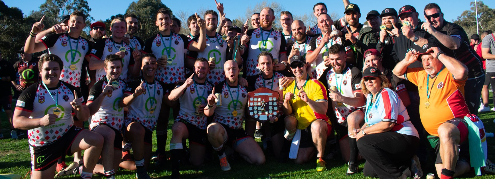 Blumers Lawyers George Tooke Shield Grand Final Wrap