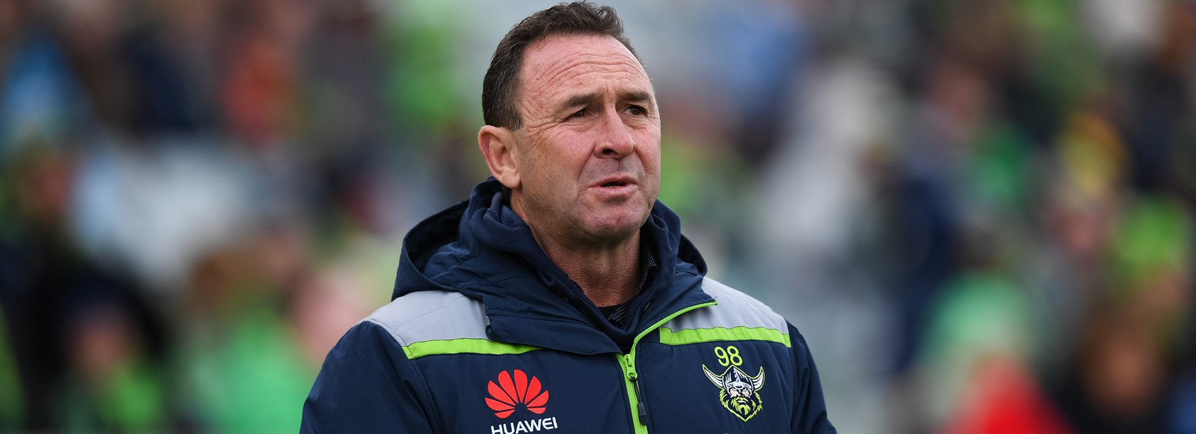 Raiders Re-Sign Coach Ricky Stuart