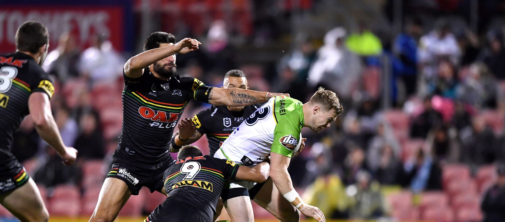 Match Gallery: Raiders v Panthers