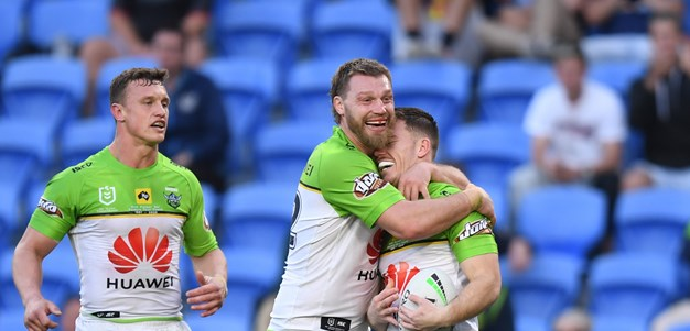 NRL Match Report: Raiders complete Queensland Clean Sweep with big win