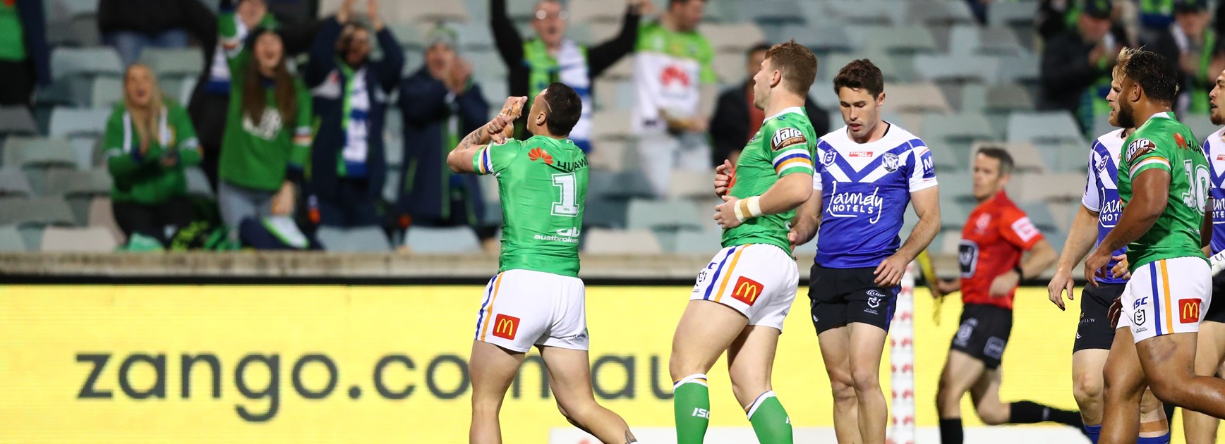 Ticket Information: Raiders v Roosters