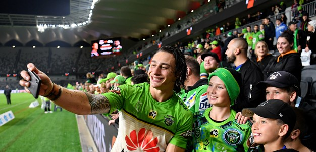 NRL Fantasy player in focus - Charnze Nicoll-Klokstad