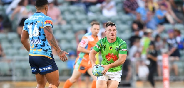Young Raiders beaten by Titans