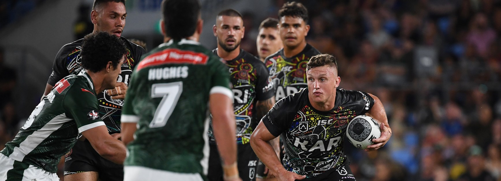 Smith stars as Maori side clinches first All Stars win