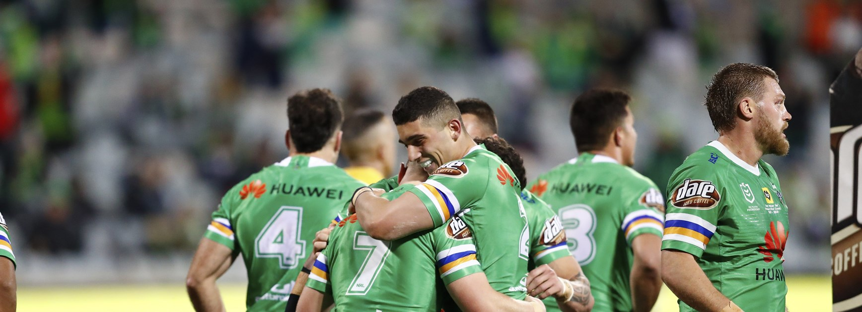 NRL Match Report: Raiders hold out fast finishing Dragons