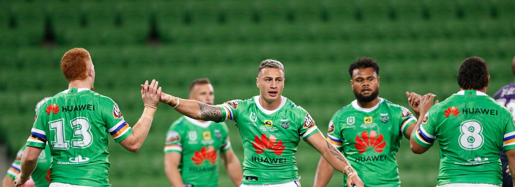 Game Day Guide: Raiders v Knights