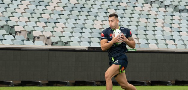 Captain's Run: Raiders v Titans