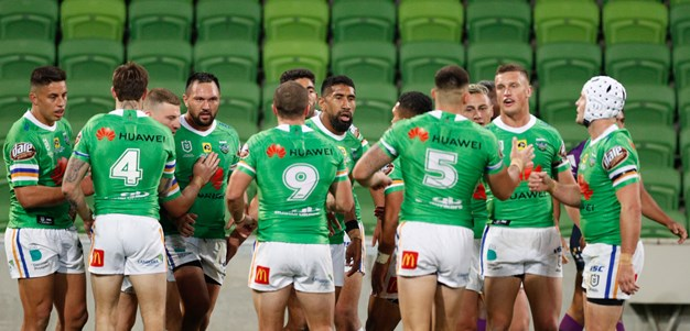 NRL Match Report: Raiders too classy against Storm