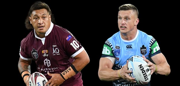 Blues v Maroons - Origin II