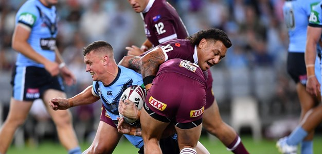 State of Origin III: Papalii and Wighton to start, Lui on bench