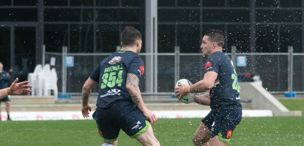 Captain's Run: Raiders v Roosters