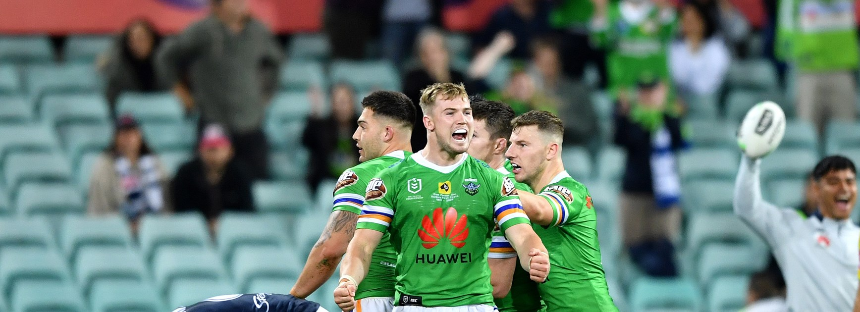 NRL Team of the Week: Jack, Josh and Joe spearhead a Raider rampage
