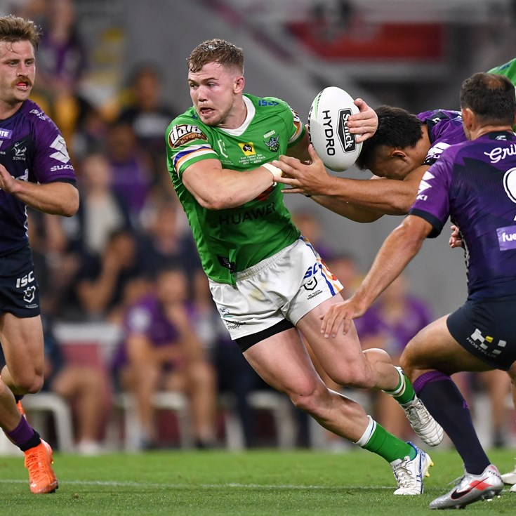 Match Gallery: Raiders v Storm