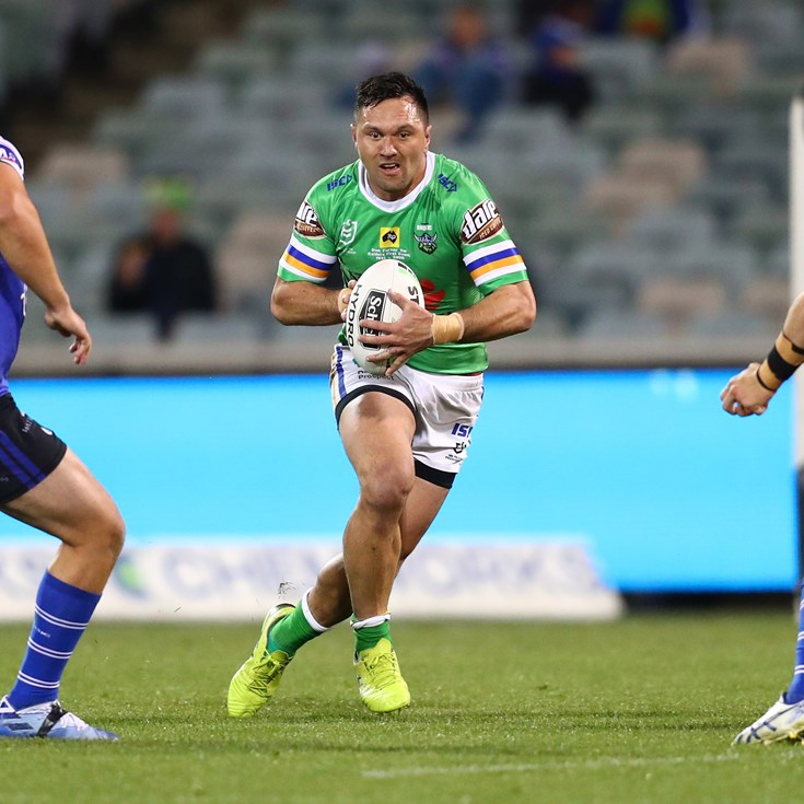 NRL Team List: Raiders v Sharks
