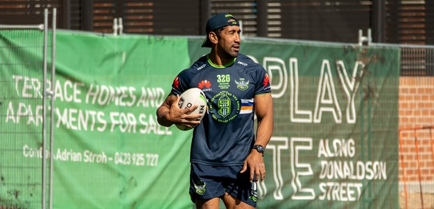 NRL Squad Update: Raiders v Dragons