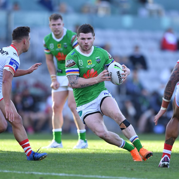 Squad Update: Raiders v Warriors