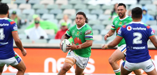 NRL Fans' Poll: Papalii named in Team of the Year