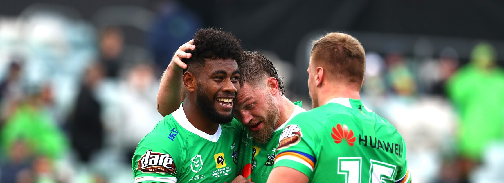 NRL Match Report: Raiders defeat Warriors in heated Sunday clash