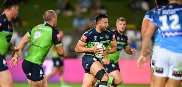 Squad Update: Raiders v Panthers
