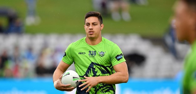 NRL Team List: Raiders v Panthers