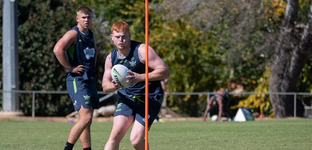 Training: Raiders v Cowboys