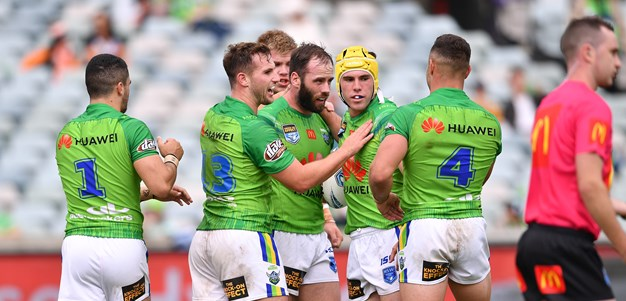 Raiders return to NSW Cup with a bang