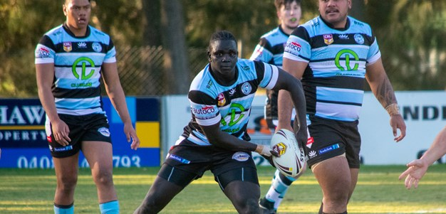 Sharks win battle of Belconnen
