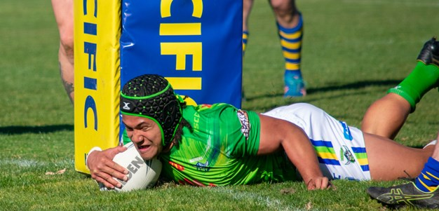 Raiders Under 20's return to form after surviving late Rams scare