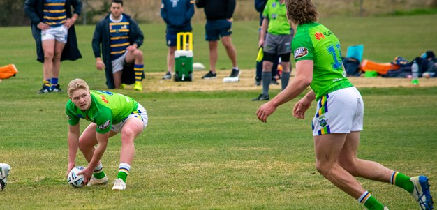 Raiders Under 20s cap off debut in style