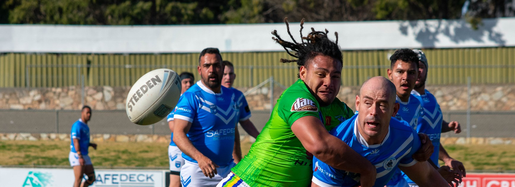 Blumers Lawyers CRRL Cup Round 2 Wrap