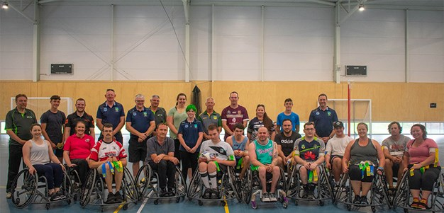 Wheelchair Rugby League Come & Try Day
