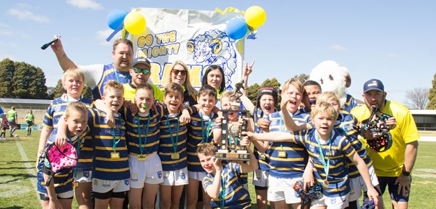 Woden Weston Rams Juniors Rego Day