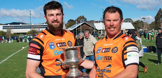 Season Review 2020: Bungendore Tigers