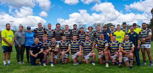 Season Review 2020: Woden Valley Rams